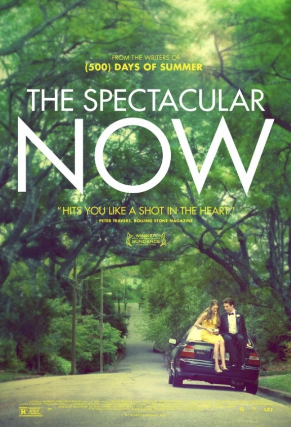 Movie Poster for the movie The Spectacular Now