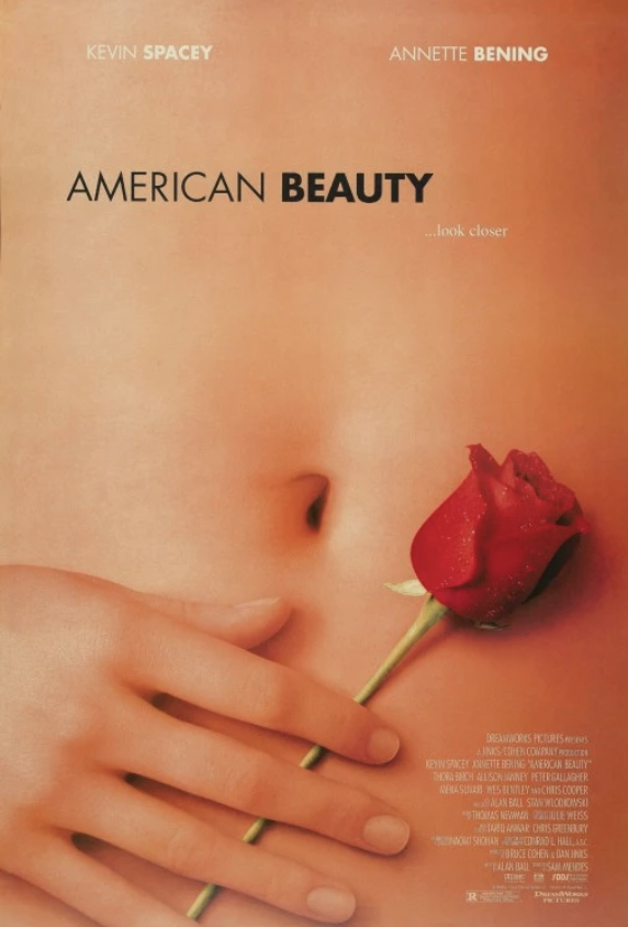 Movie Poster for the movie American Beauty