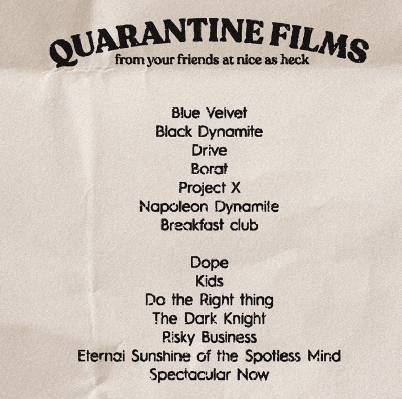 Quarantine Films