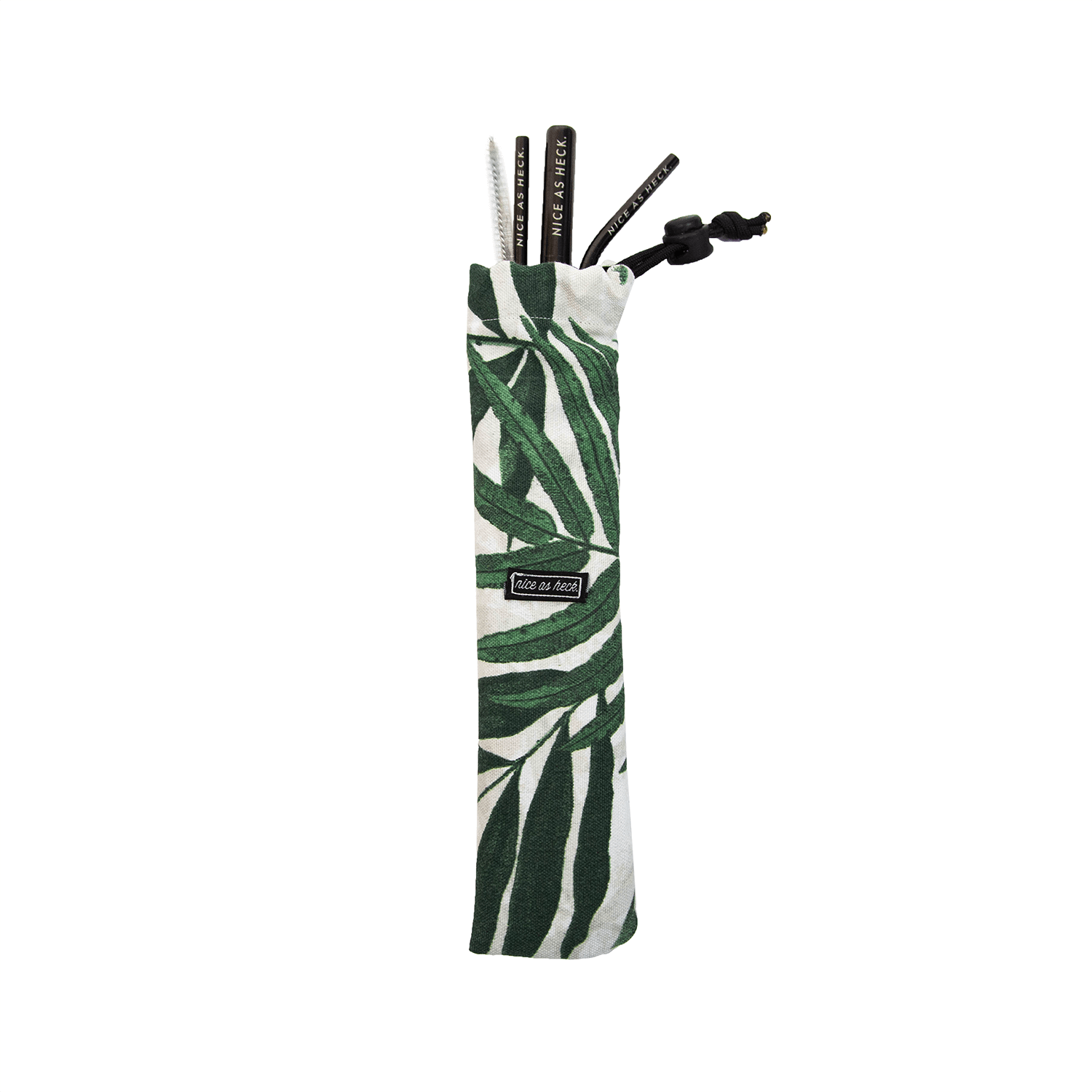 Reusable Straws w/ Pouch