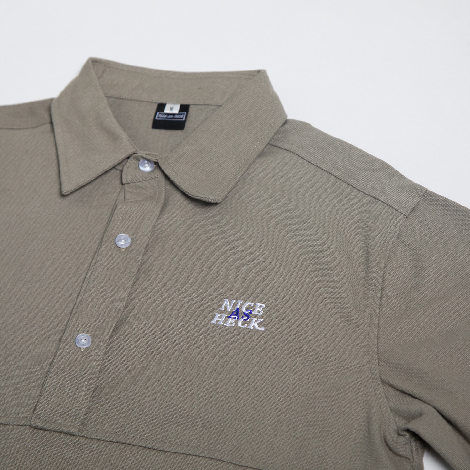 down and dirty workshirt close up