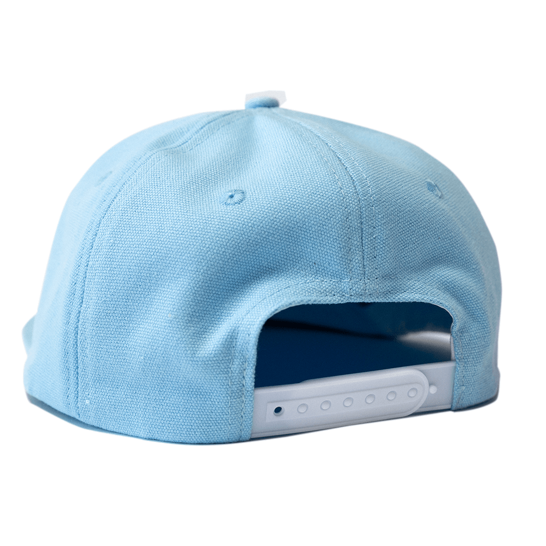 blue hang eleven hat