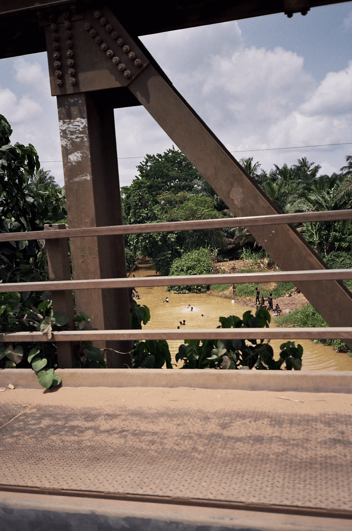 bridge in ghana