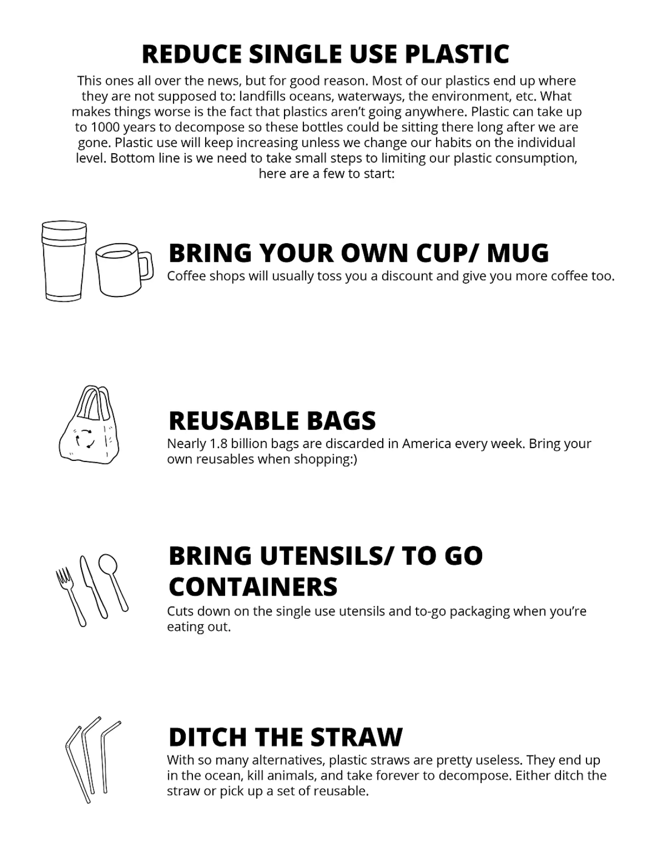 guide for saving the planet