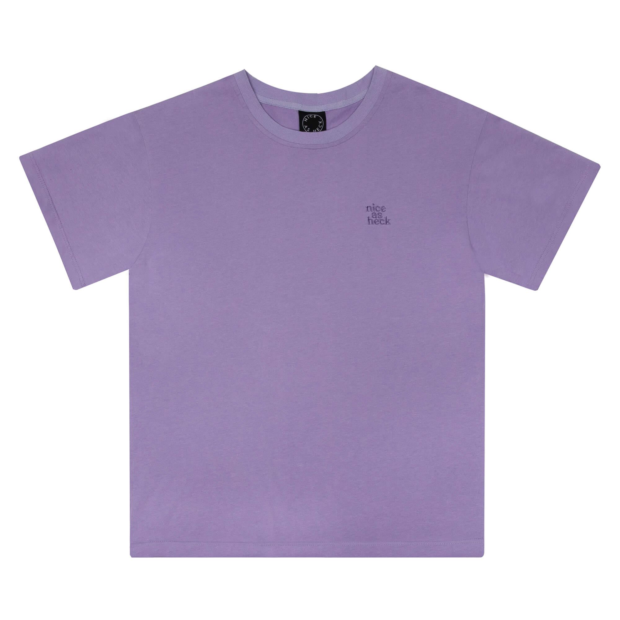 Weekender Tee | Purple