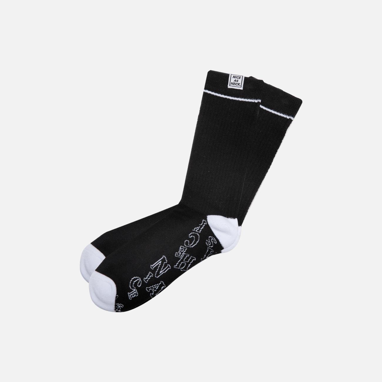 Jim Socks | Black