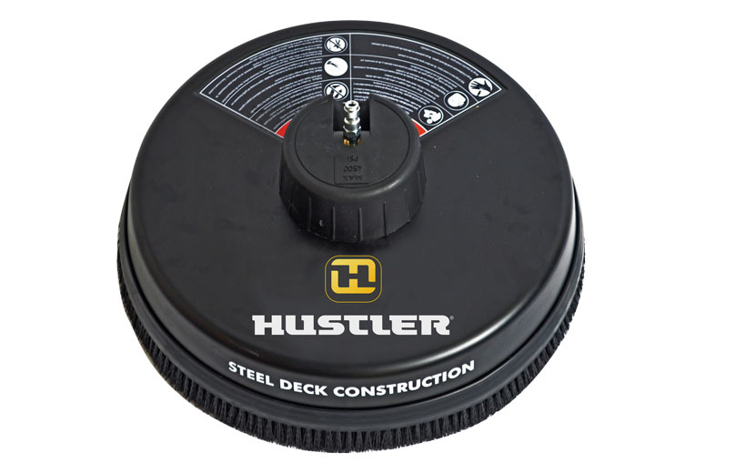 Image of round black disc
