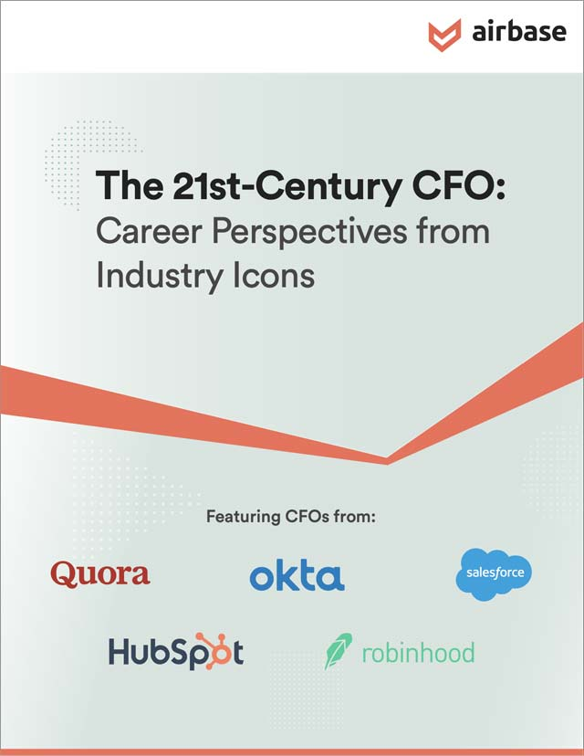 The 21st-Century CFO: Career Paths, Finance Teams, and the Future of Strategic Finance.