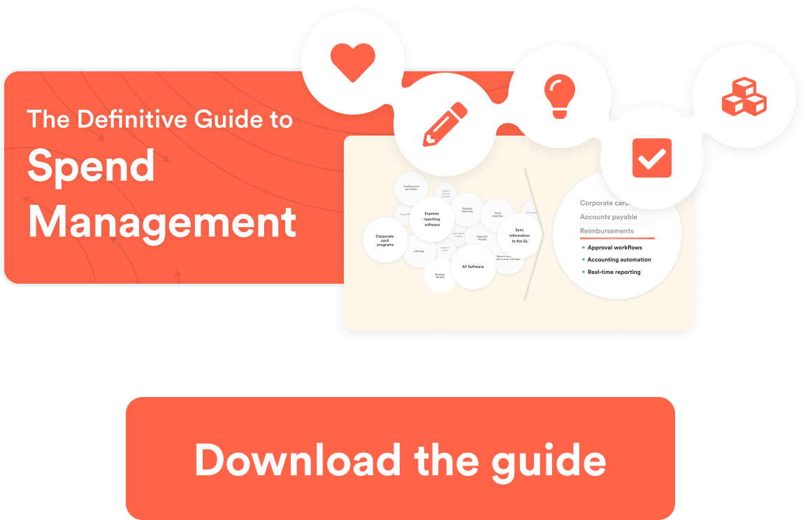Download the Definitive Guide to Spend Management