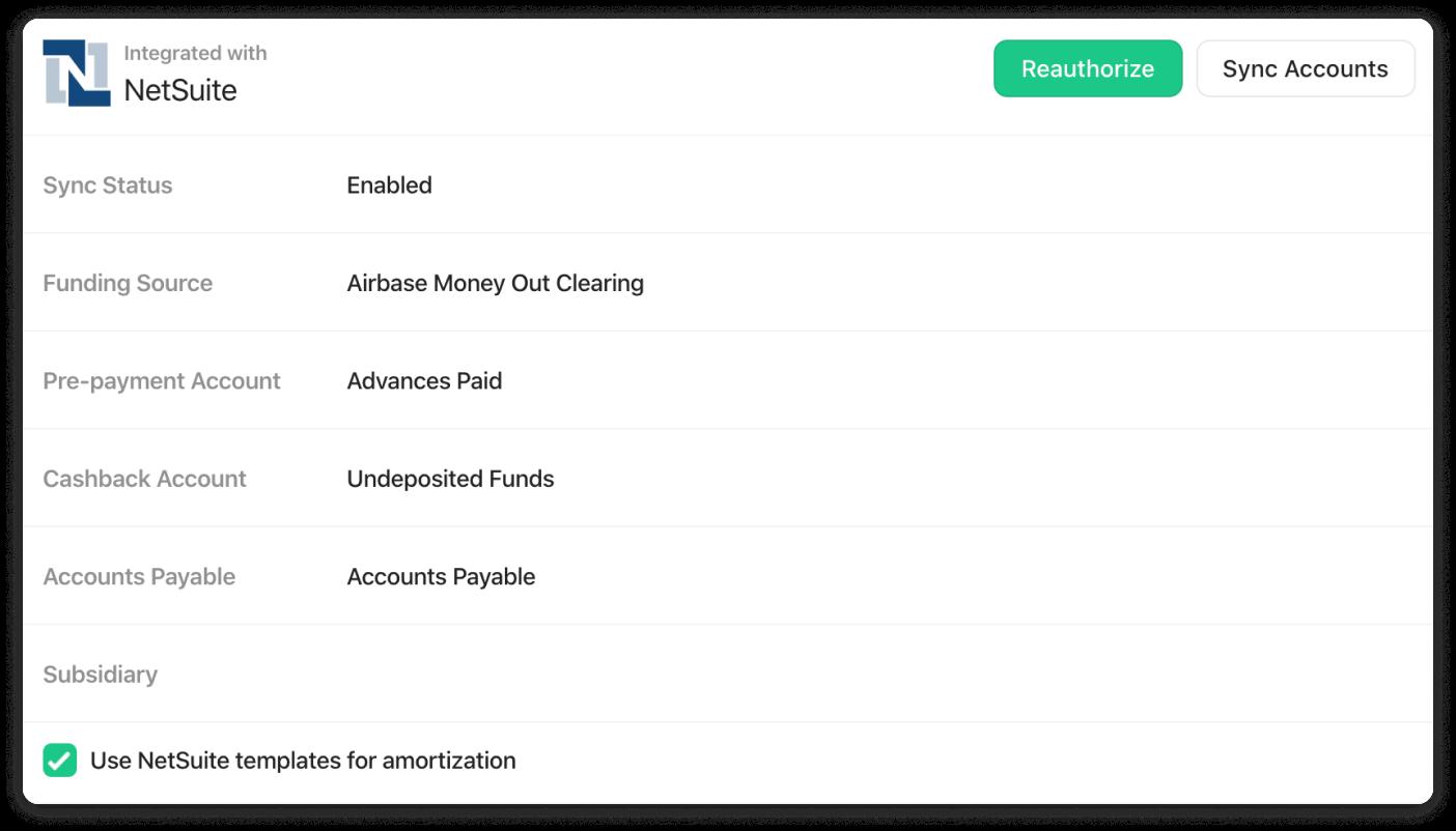 Create a complex amortization schedule in NetSuite.