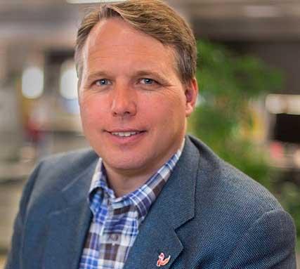 Jim Cook, CFO, Orbital  Insight,  Co-founder,  Netflix