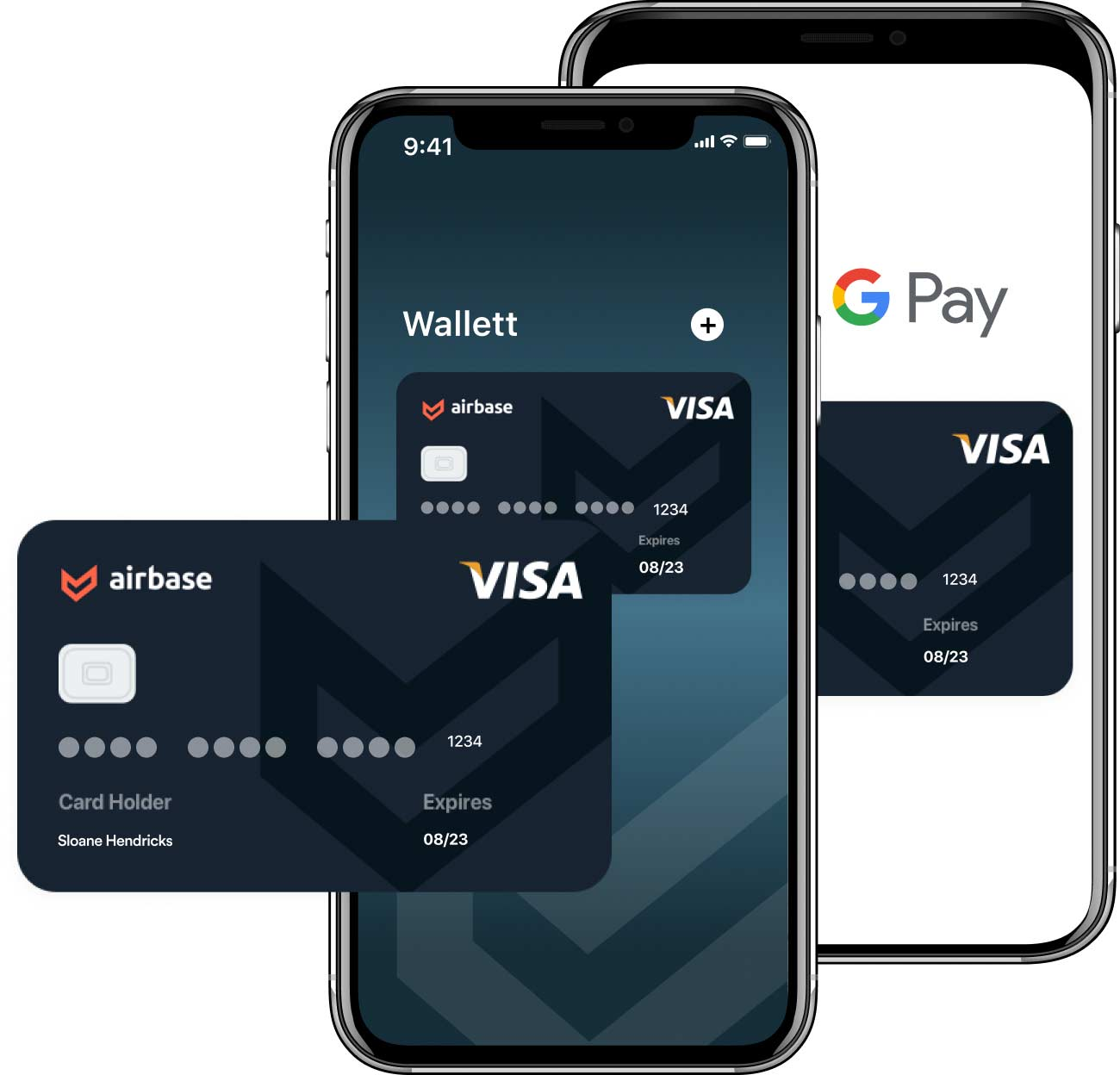 Digital wallets provides extra security.