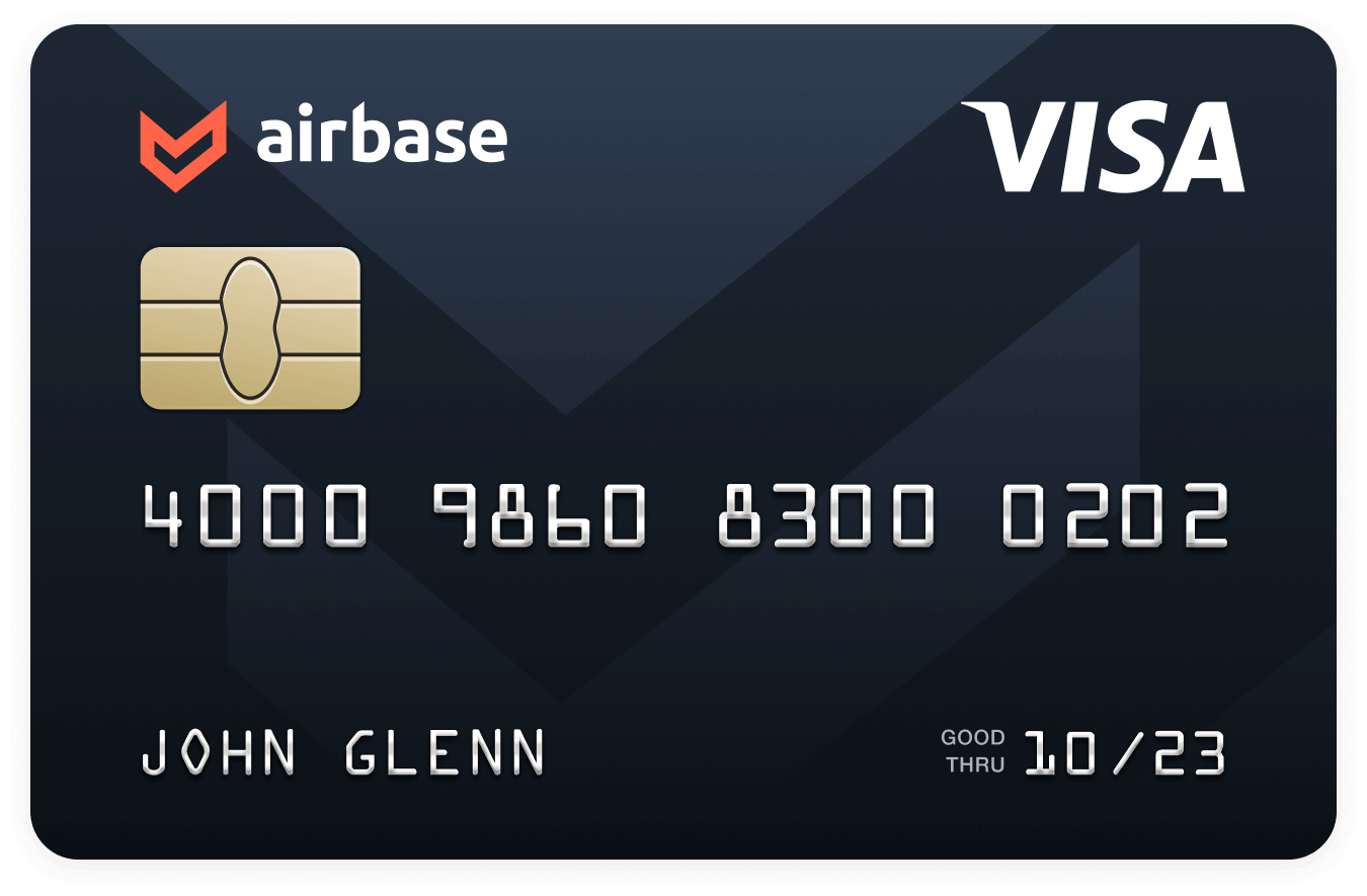 Airbase accounting automation lets you set rules for virtual and physical card transactions.