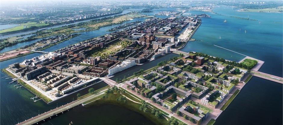 Centrumeiland: zelfbouw en duurzaamheid - Gemeente Amsterdam