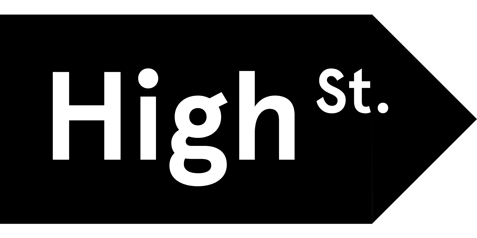 High St. Logo