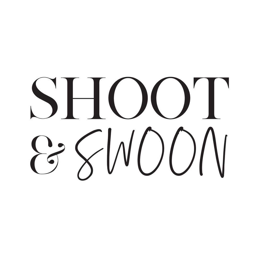 Shoot & Swoon