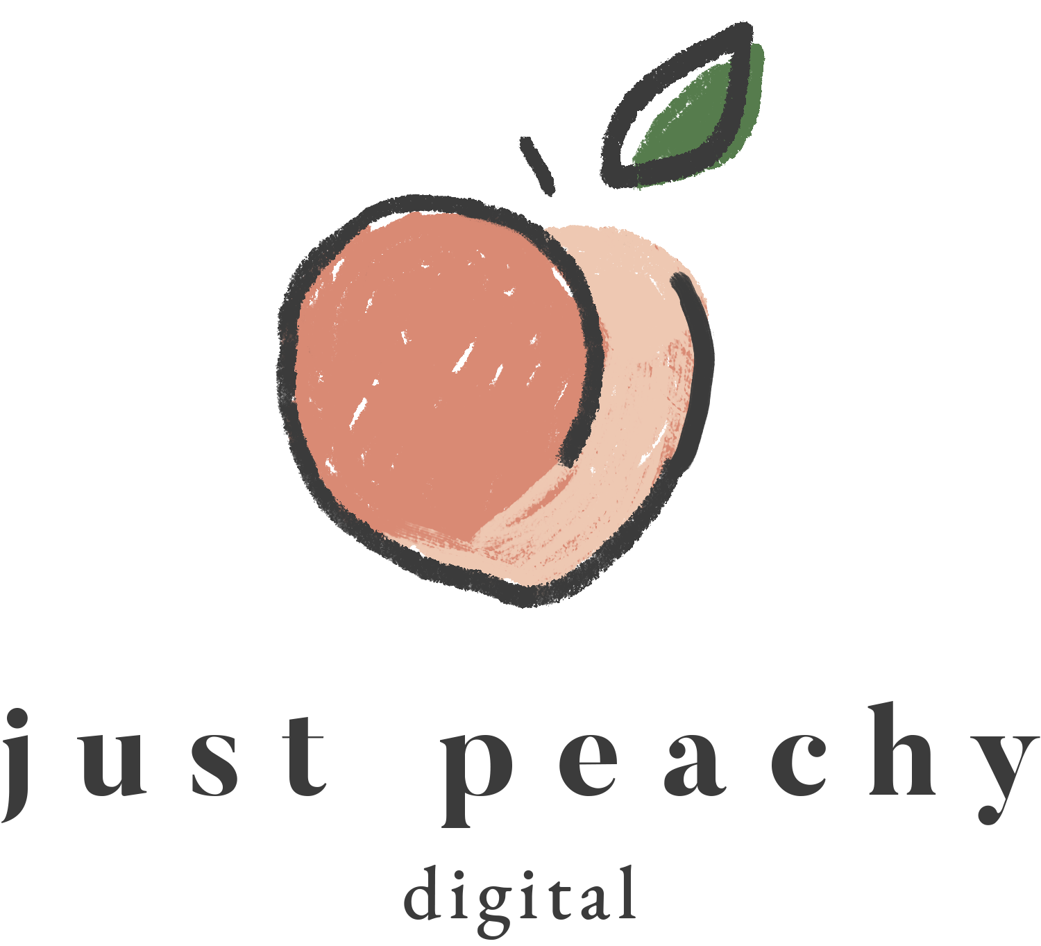 Just Peachy Digital