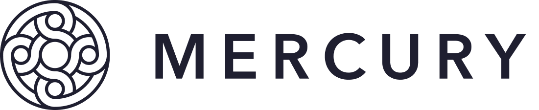 Mercury Bank Logo