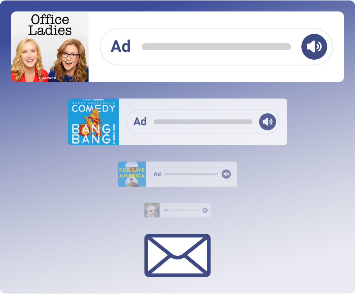 Image to show ads being delivered to your email inbox