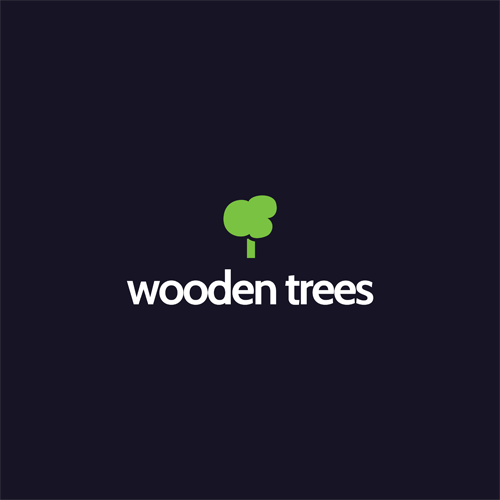 Wooden Trees Logo