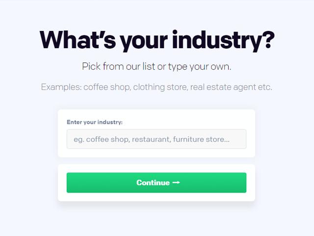 Logo Industry Input