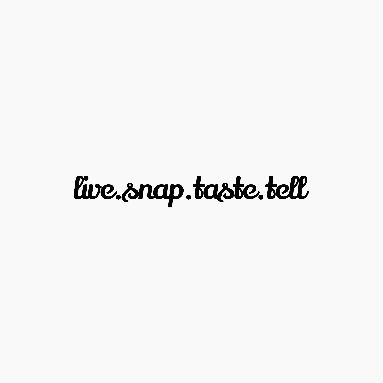 live.snap.taste.tell