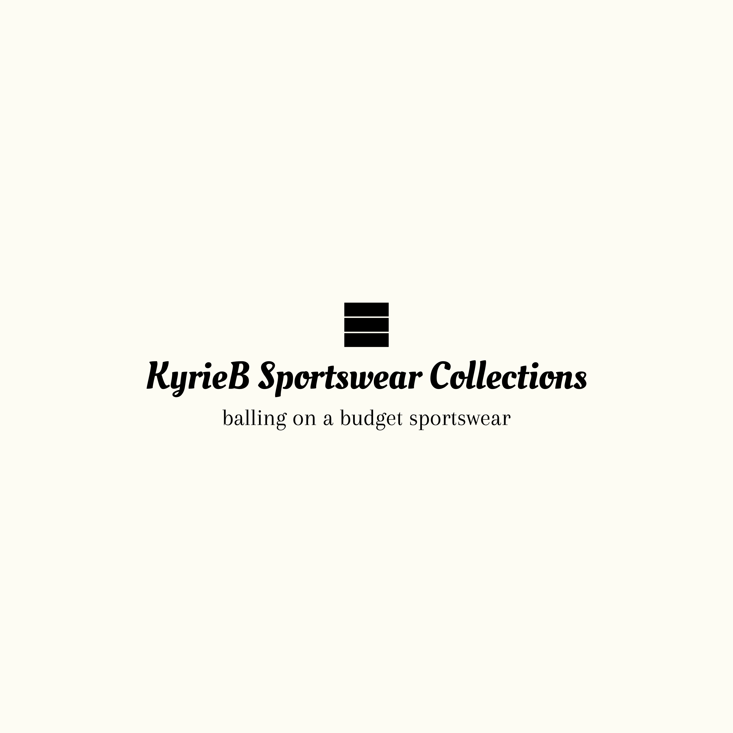 KyrieB Sportswear Collections