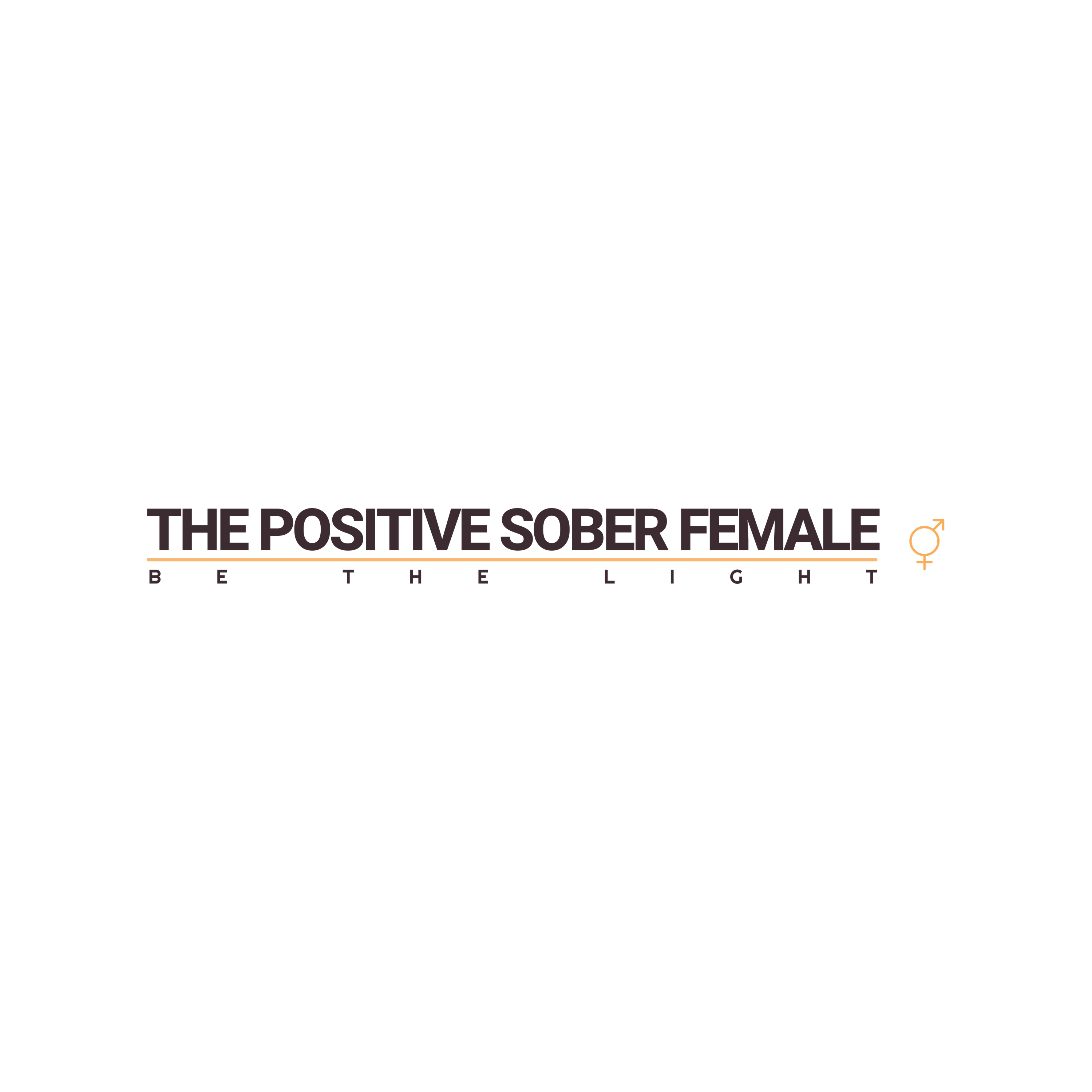 the positive sober female