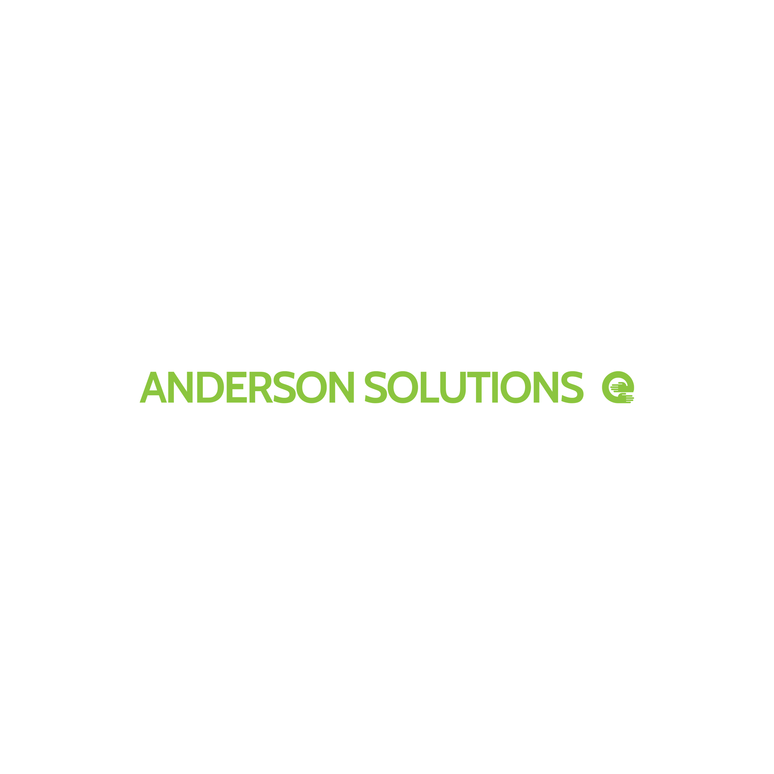 Anderson Solutions