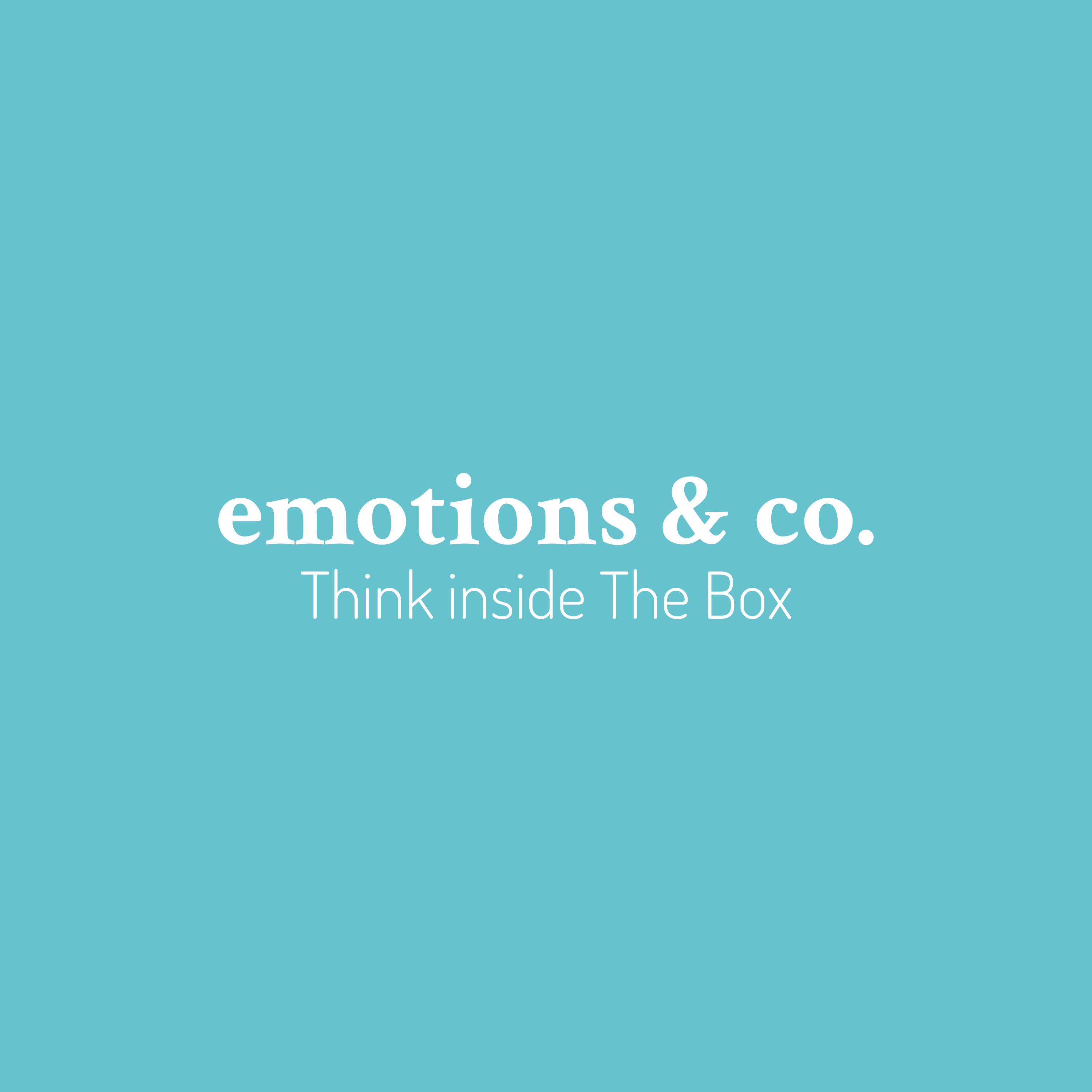emotions & co.