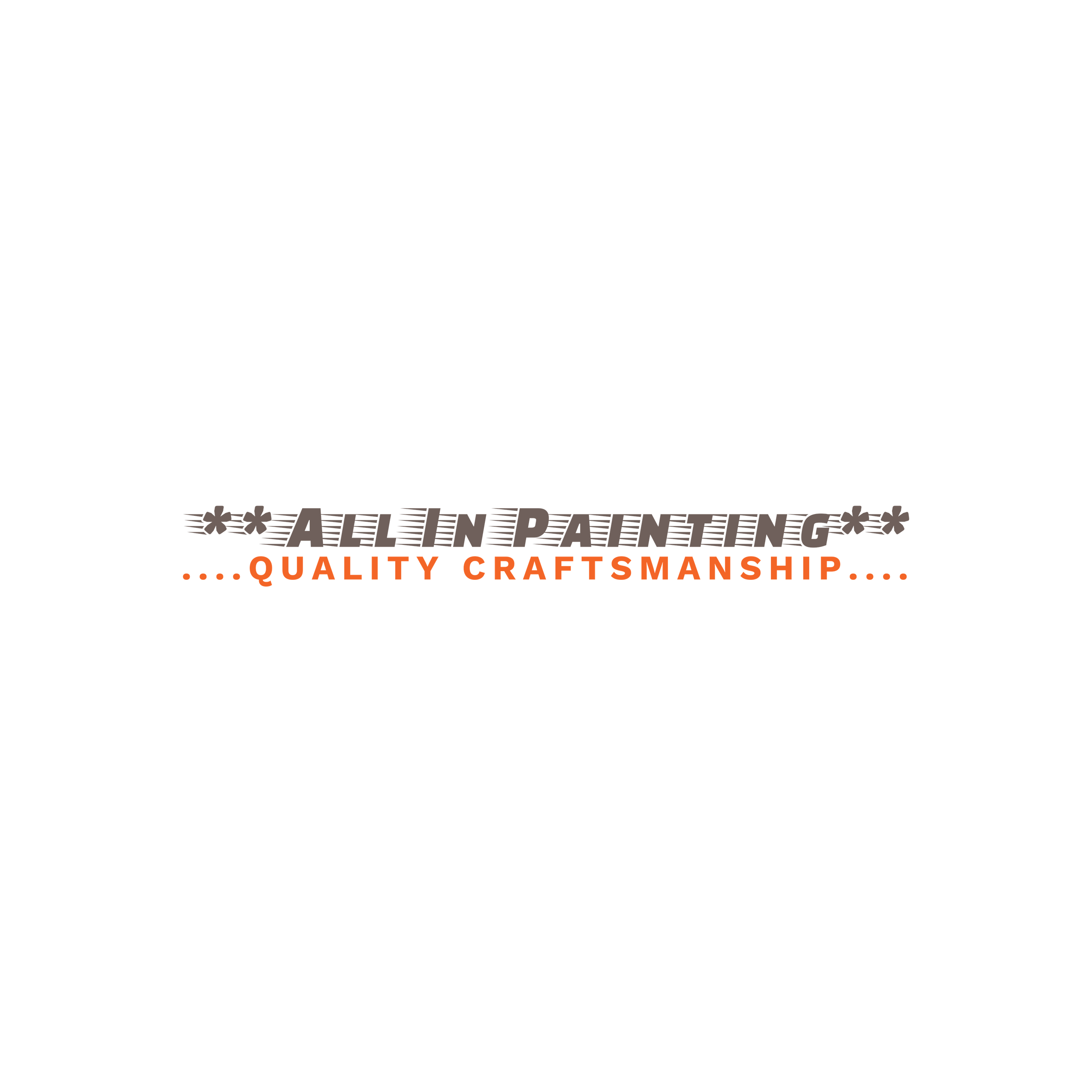 **All In Painting**