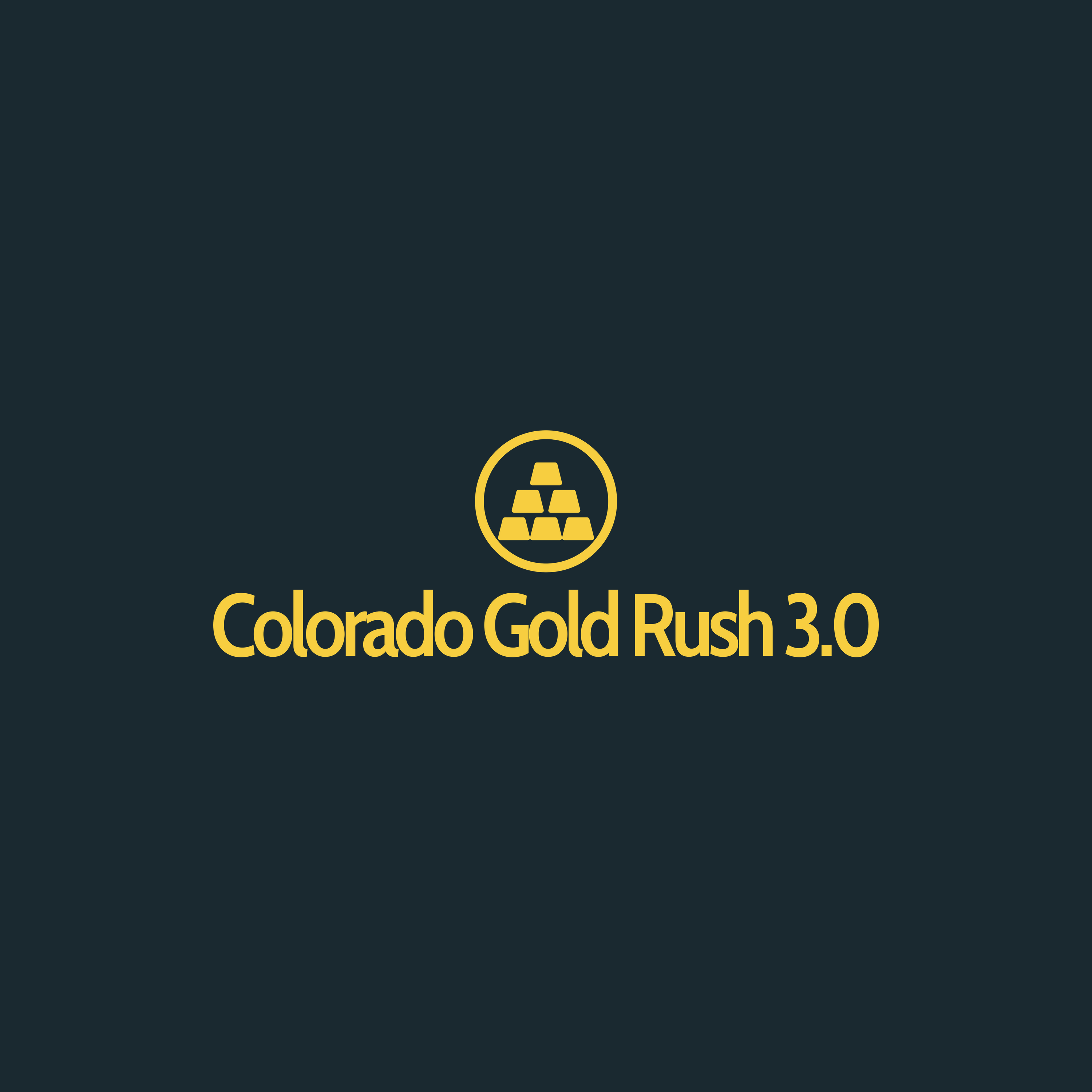 Colorado Gold Rush 3.0