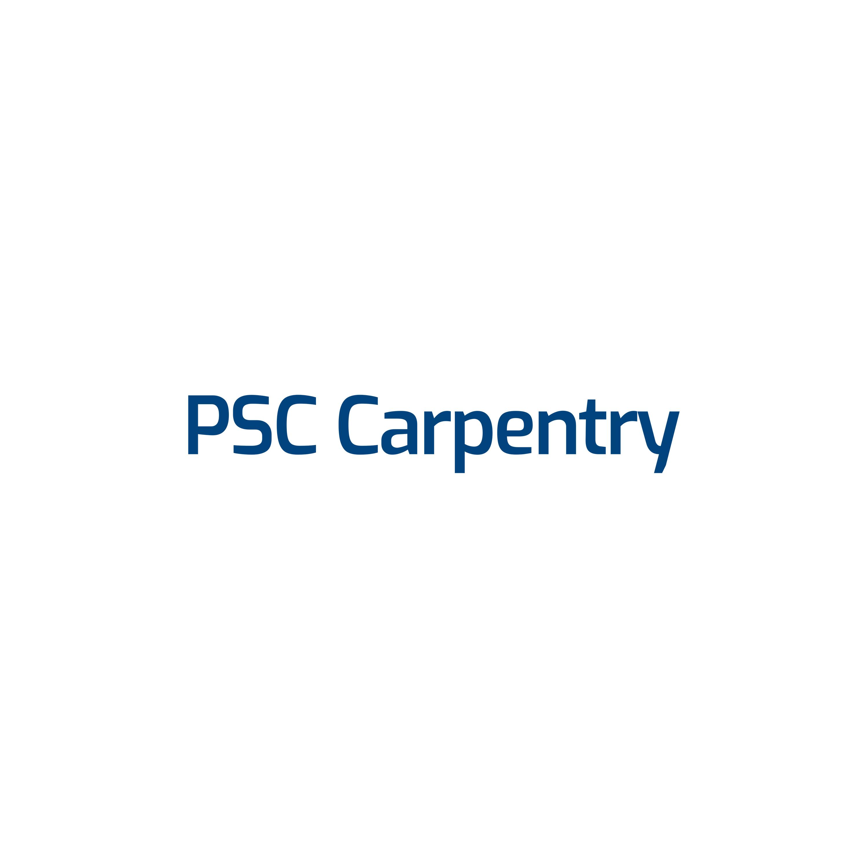 PSC Carpentry