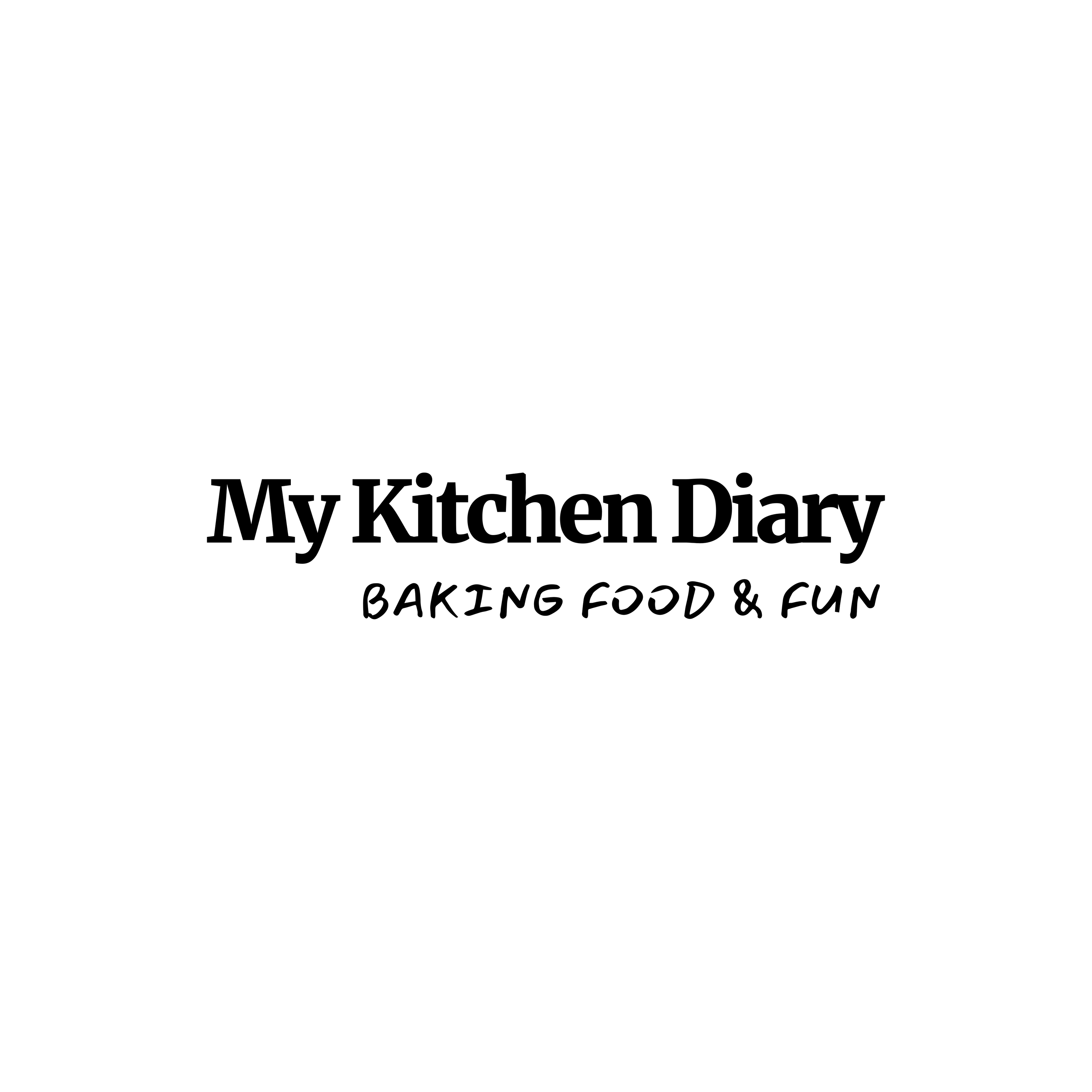 My Kitchen Diary