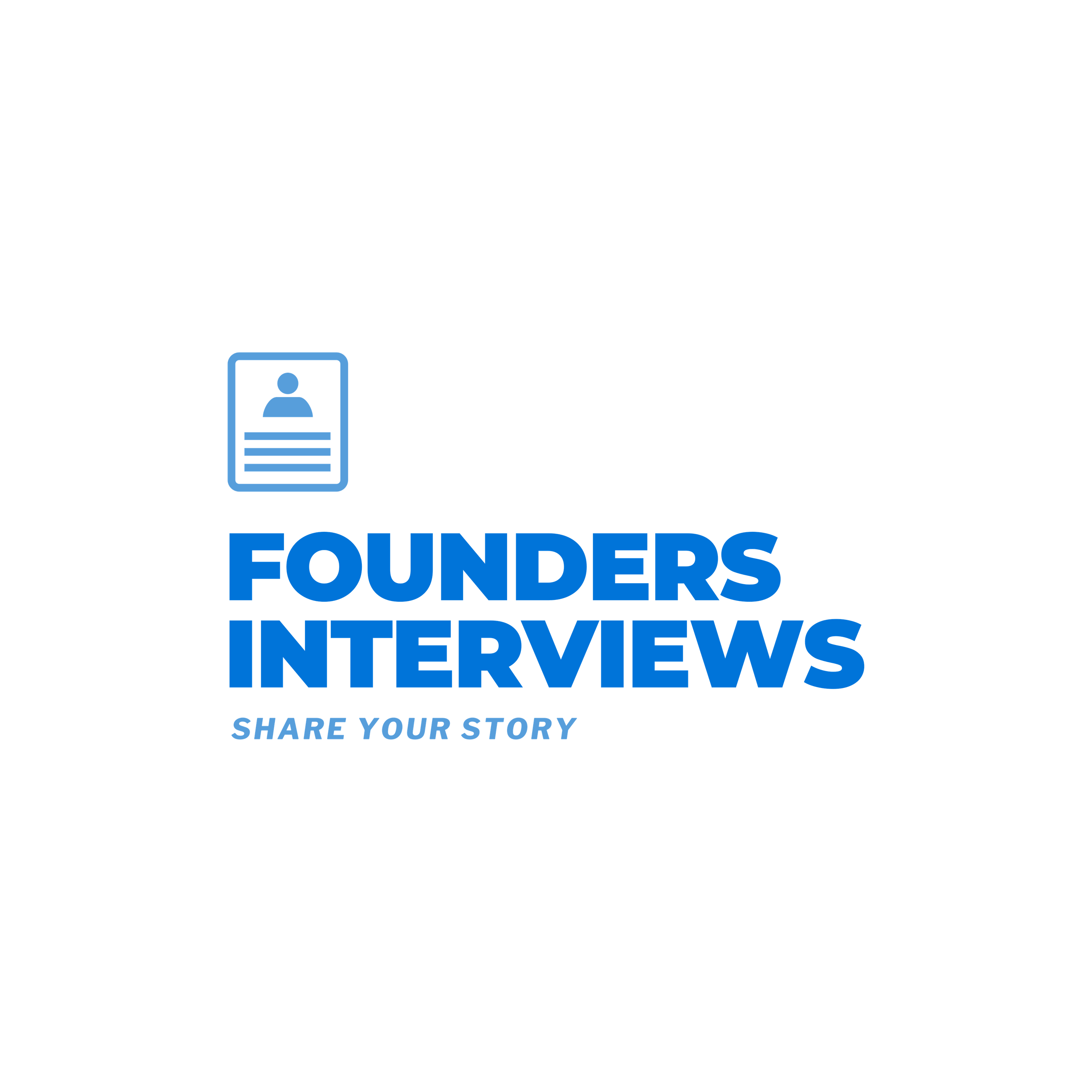 Founders Interviews