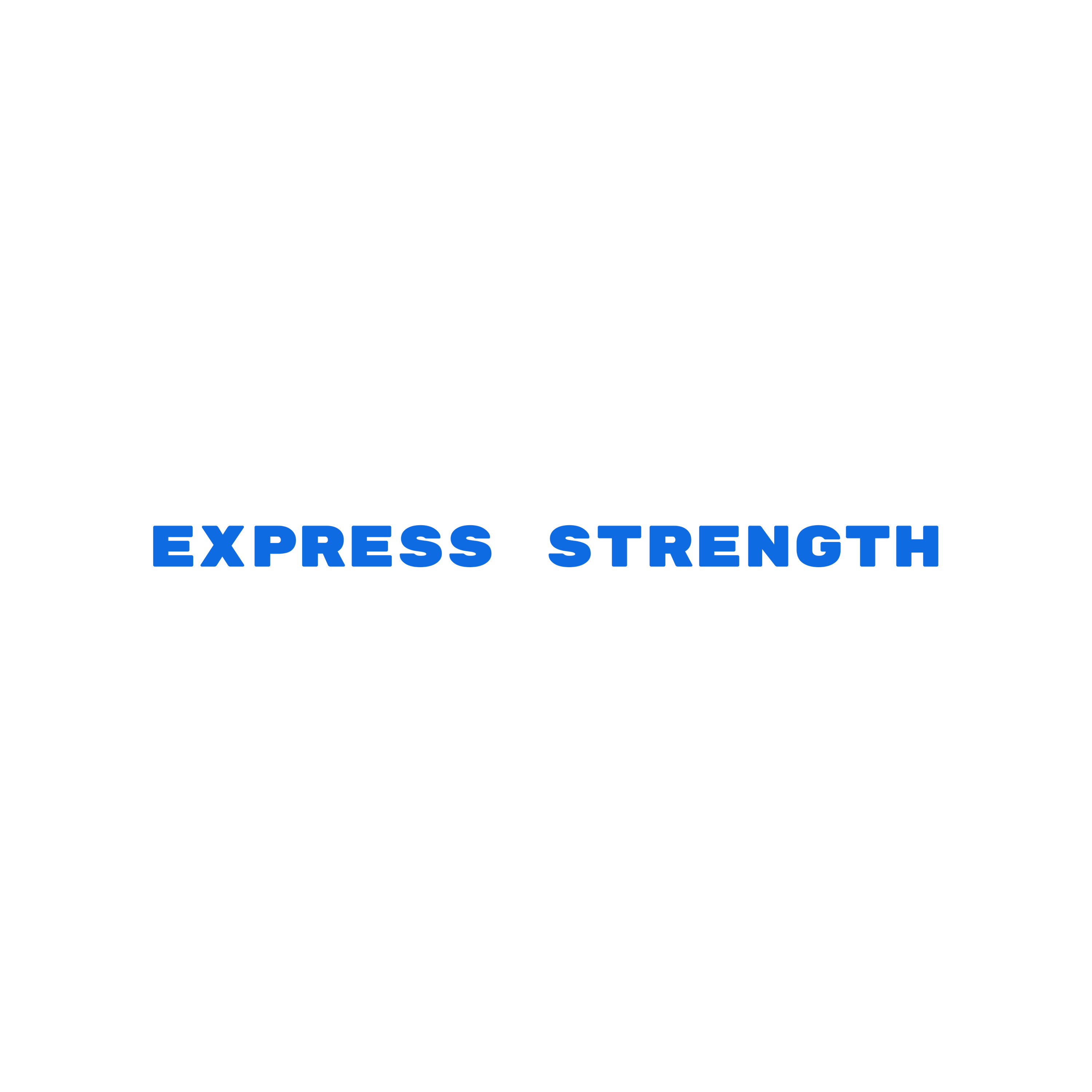 express strength
