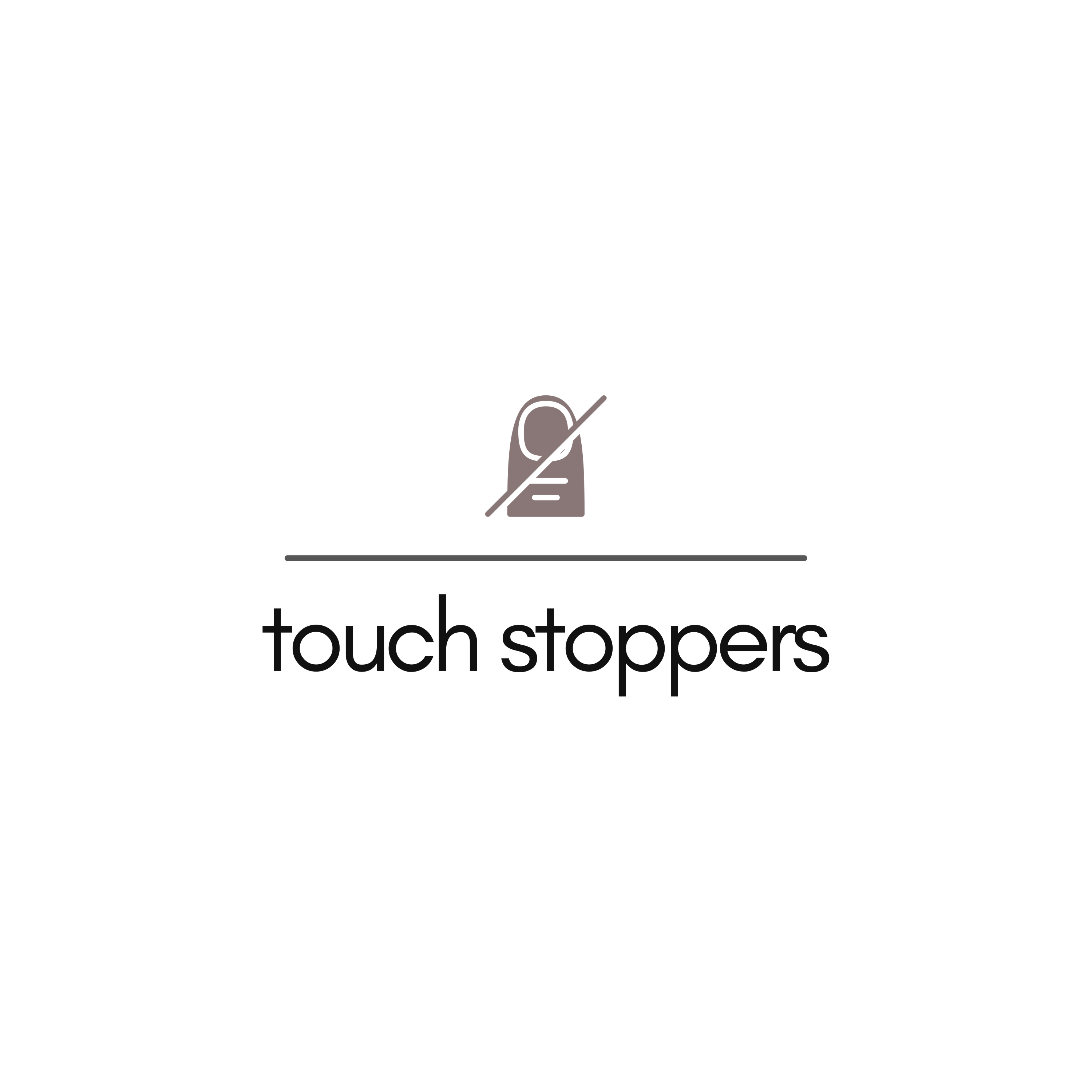 touch stoppers
