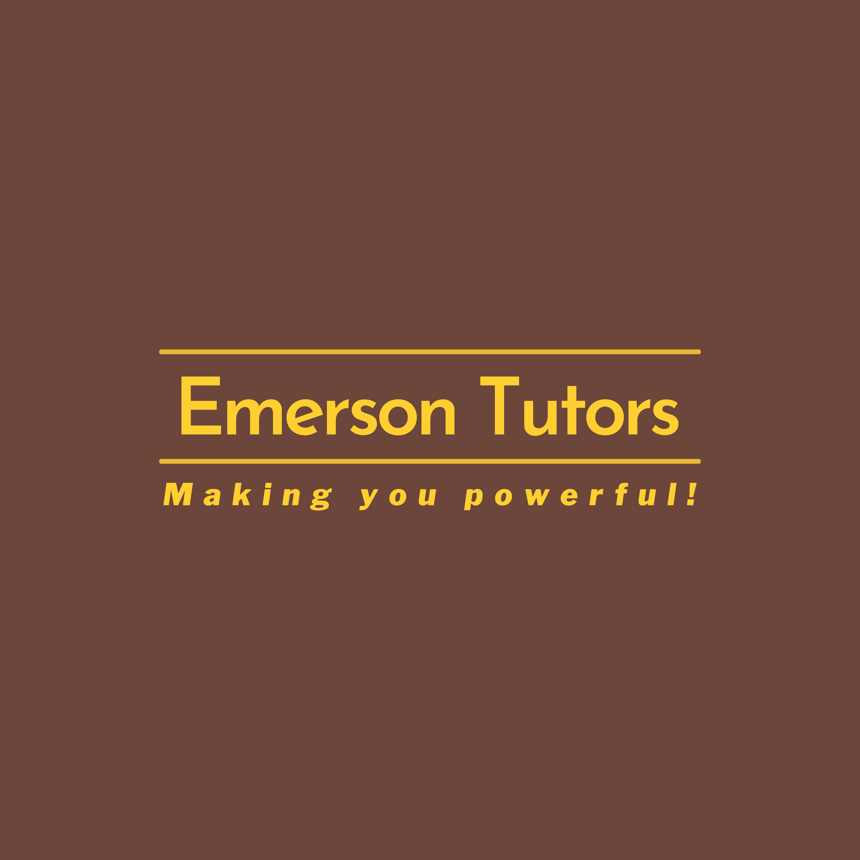 Emerson Tutors