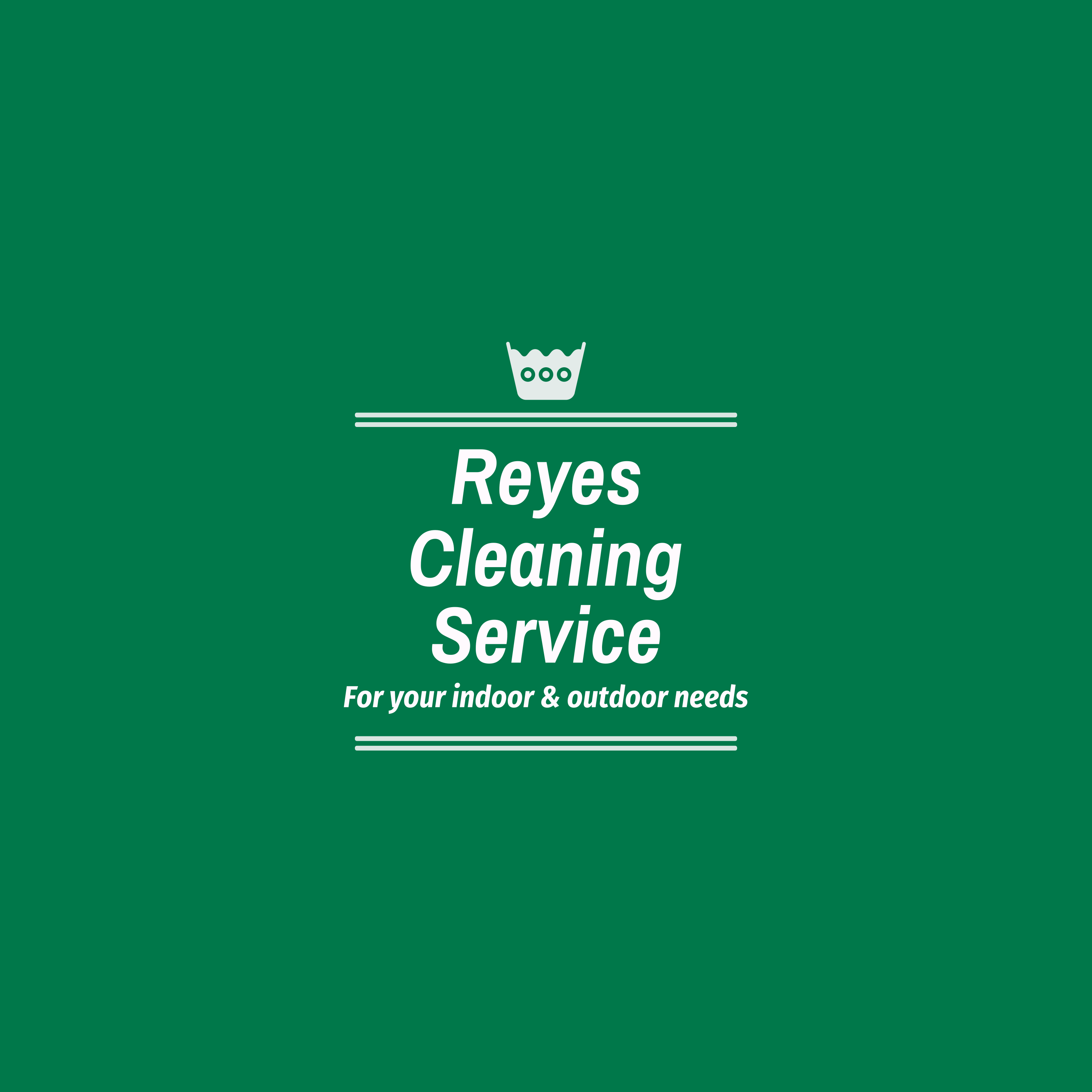 Reyes Cleaning Service