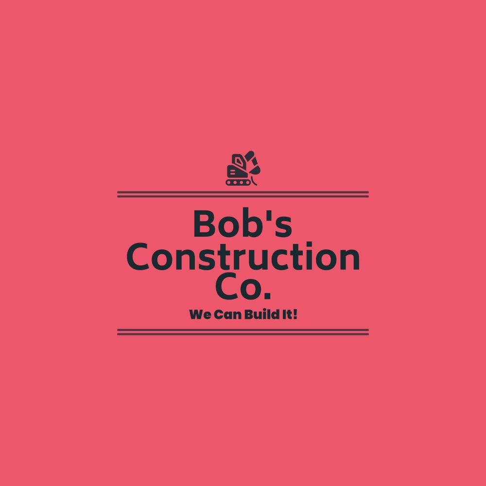 Bob's Construction Co.