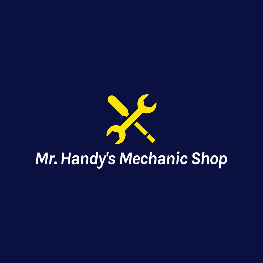 Mr. Handy's Mechanic Shop