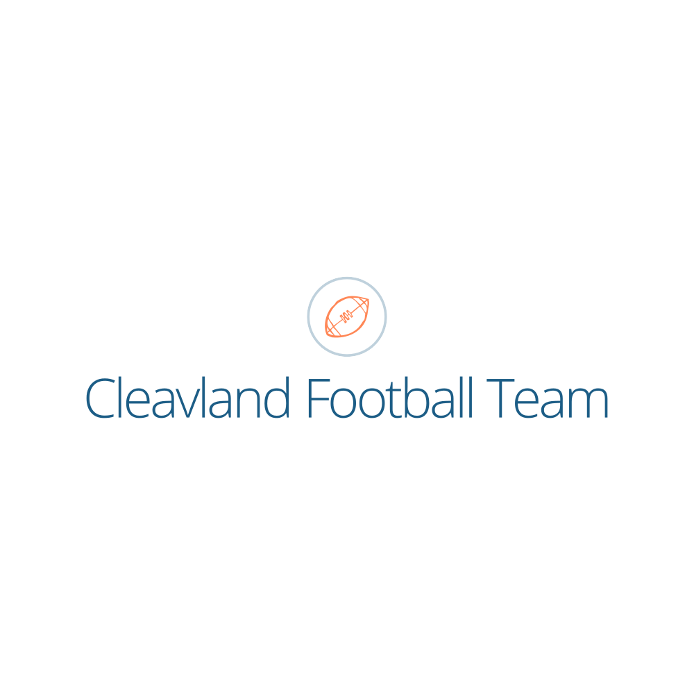 Cleavland Football Team