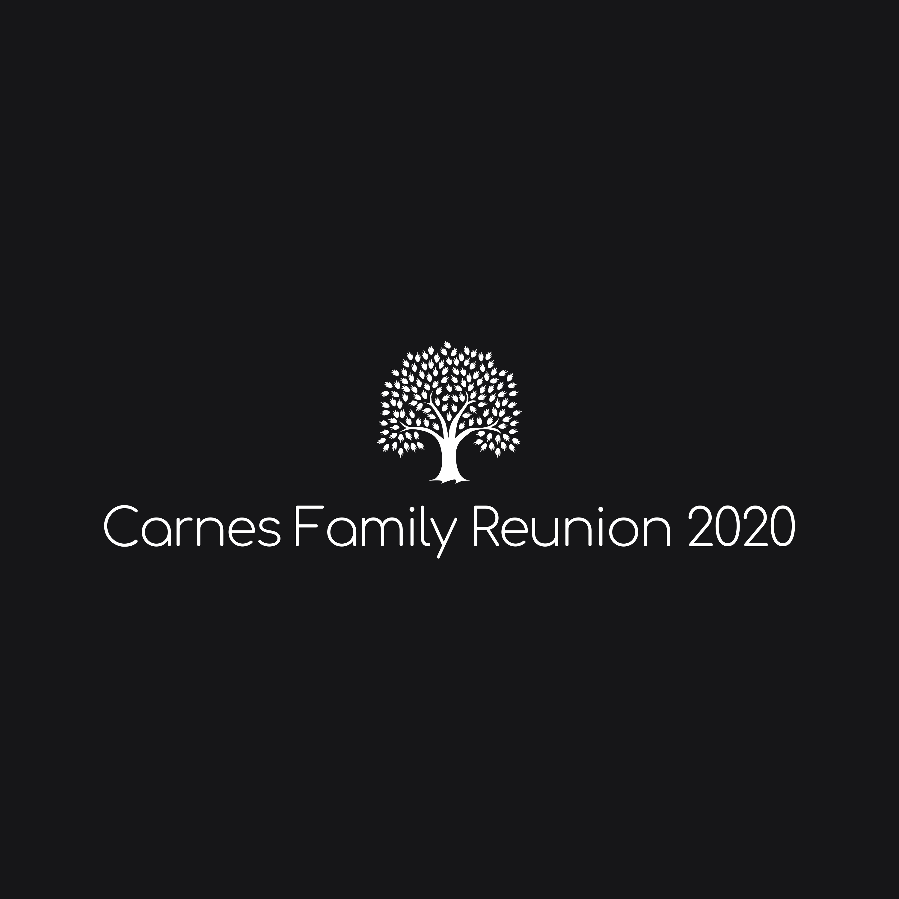 Carnes Family Reunion 2020