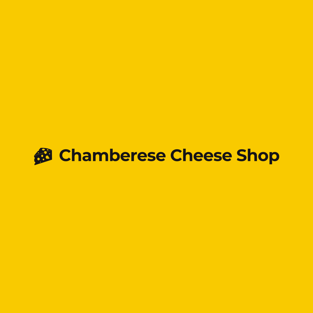 Chambrese Cheese Shop