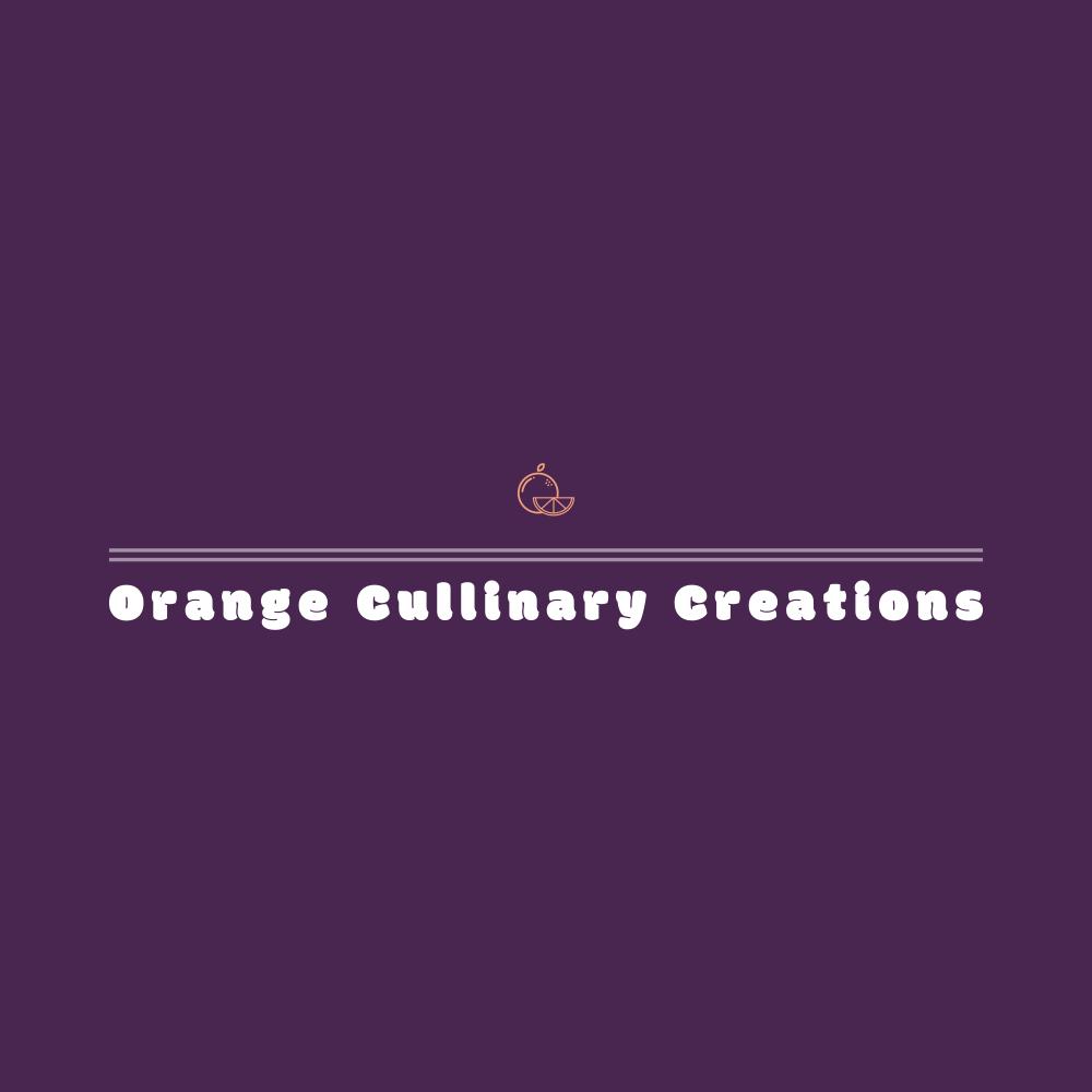 Orange Cullinary Creations