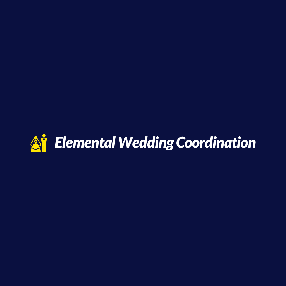 Elemental Wedding Coordination
