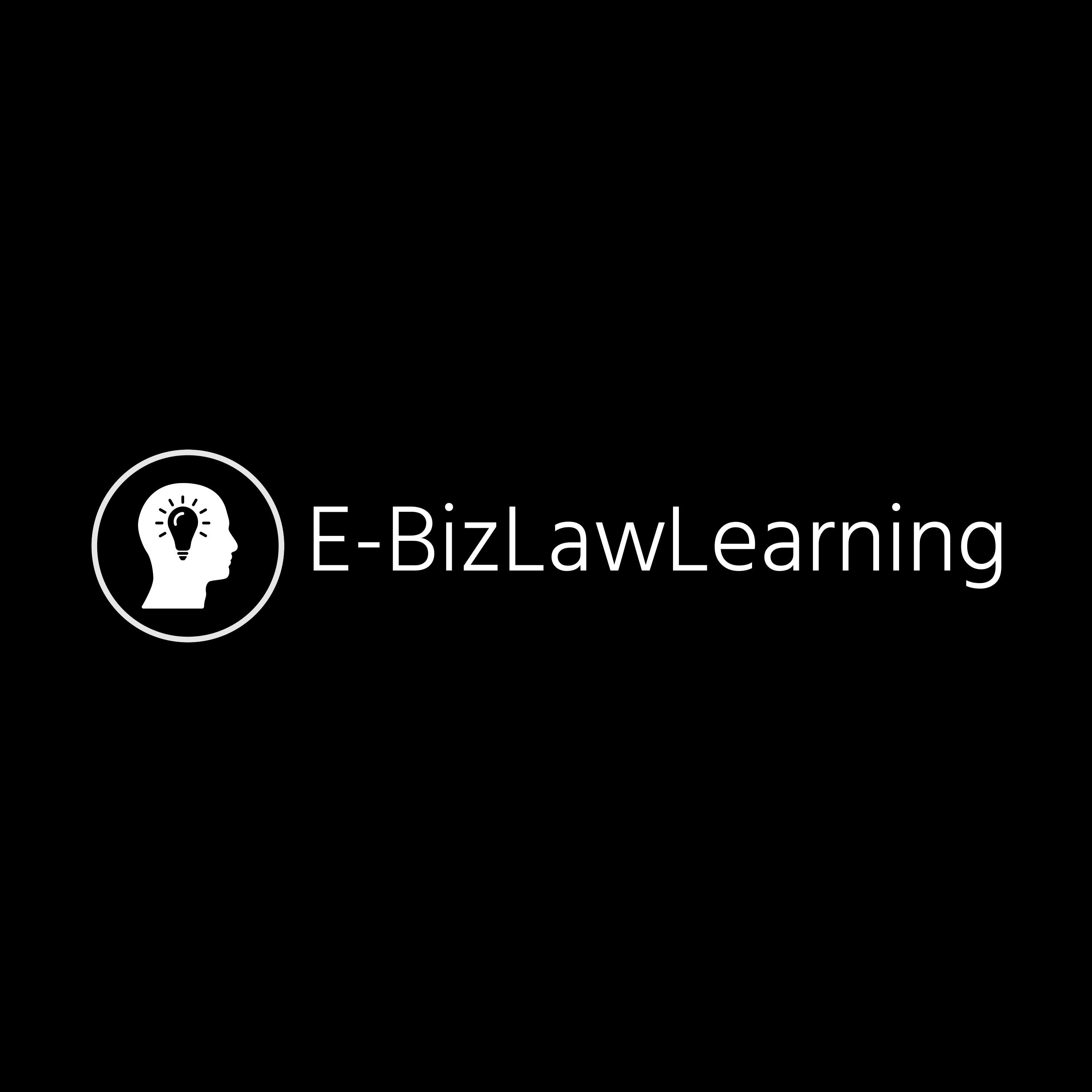 E-BizLaw Learning