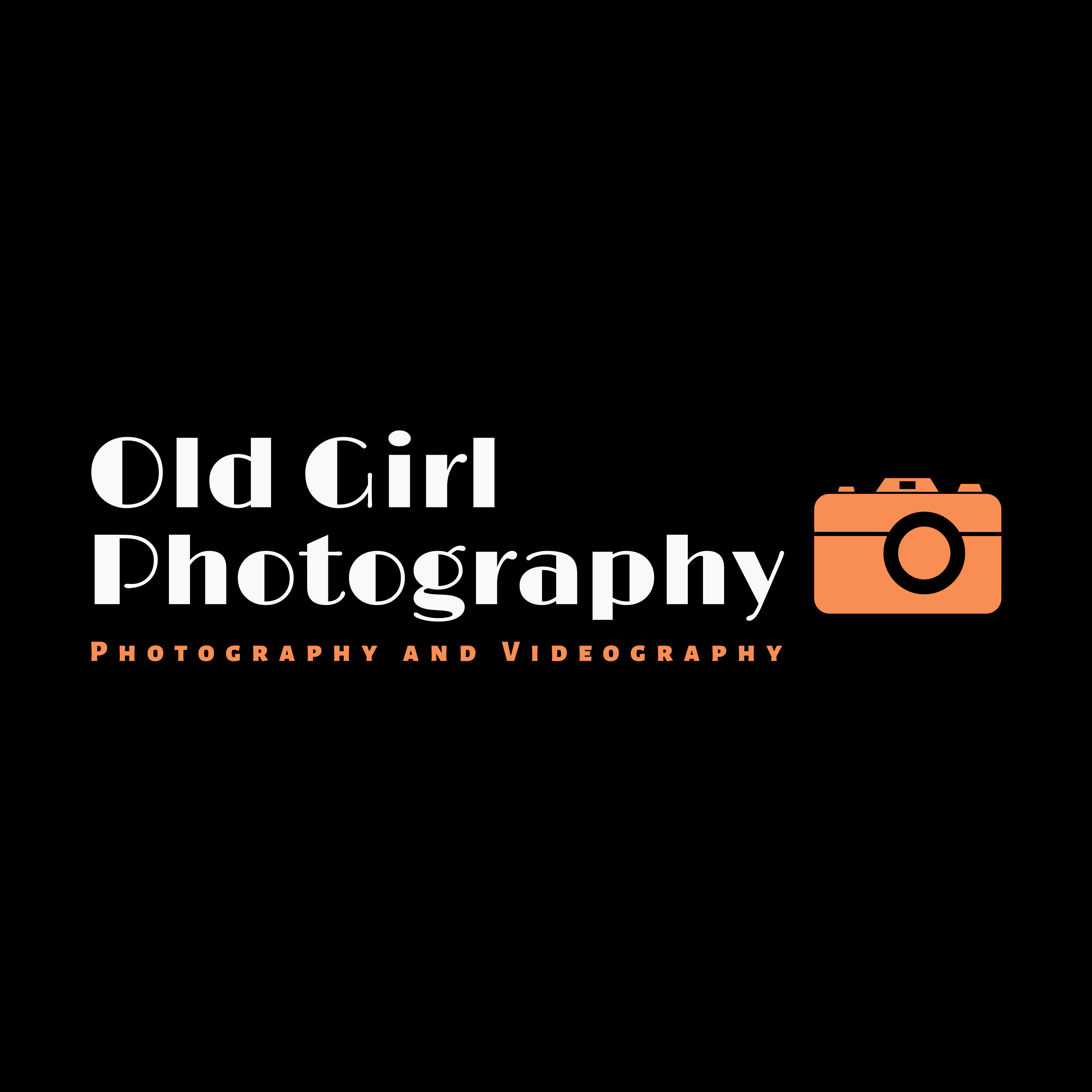 Old Girl Photography