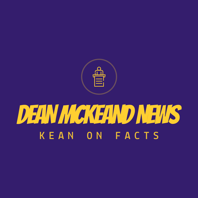 DEAN MCKEAND NEWS