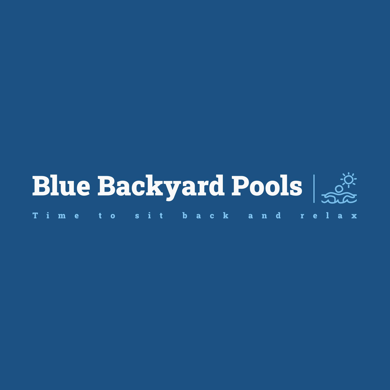 Blue Backyard Pools